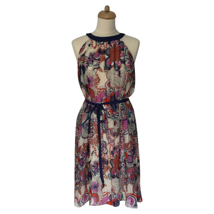 Liberty of London Pleated dress with signature print