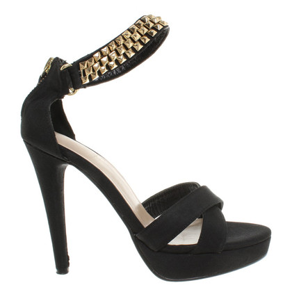 Moschino Sandals Studded stuwing
