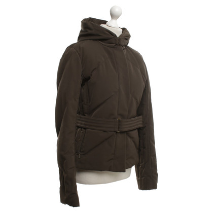 Strenesse Blue Down jacket in olive