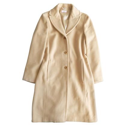 Max & Co Lana Cappotto in beige chiaro