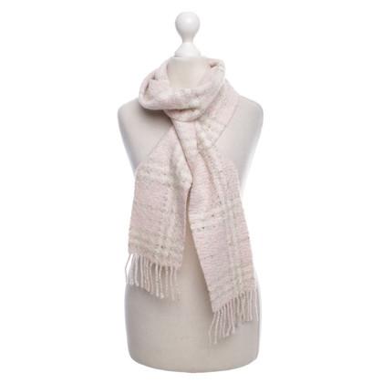 Burberry Sciarpa misto lana