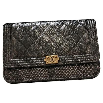 Chanel Chanel Python Bag