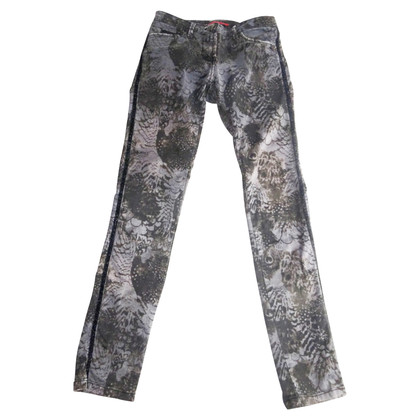 Maison Scotch Jeans met patroon