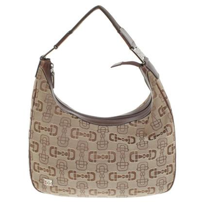 Gucci Handtasche mit graphischem Muster