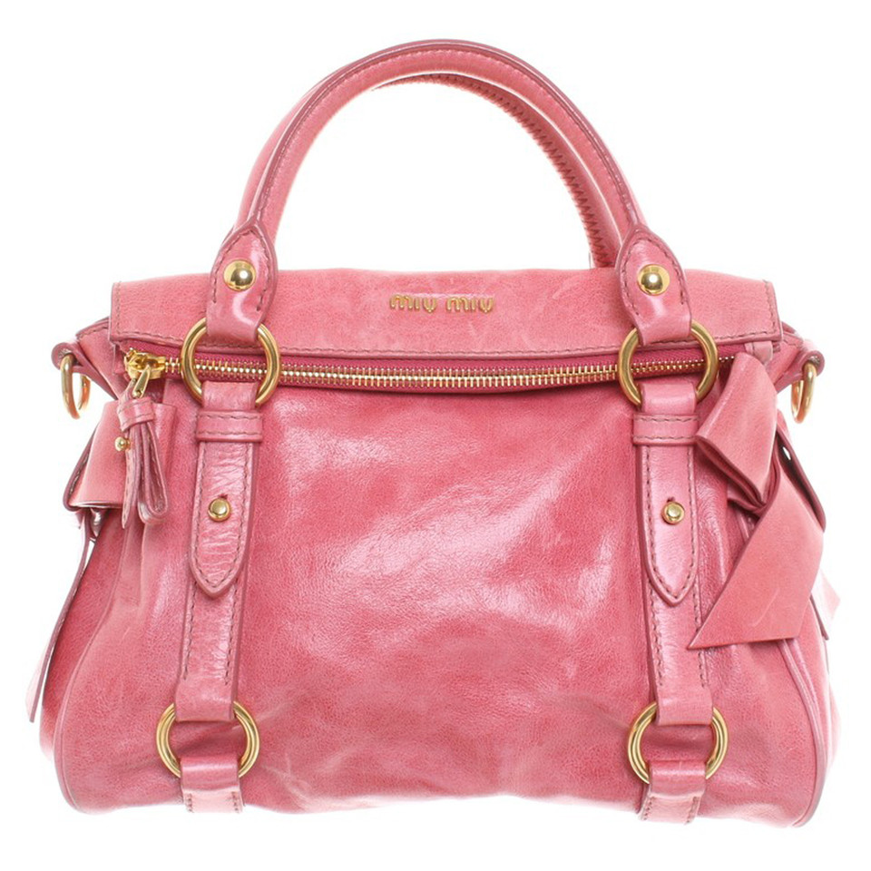 Miu Miu Sac à main rose