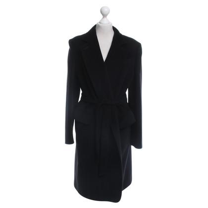 Max Mara Coat in zwart