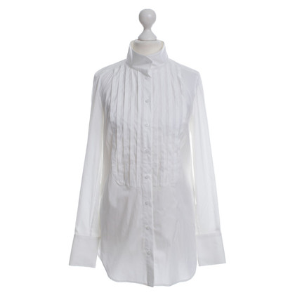 Karl Lagerfeld Weiße Bluse