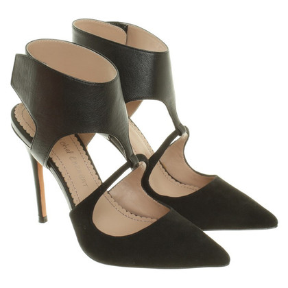 Jean-Michel Cazabat pumps in nero