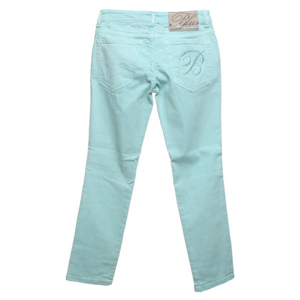 Blumarine Jeans in light turquoise