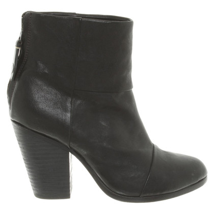 Rag & Bone Boots in zwart