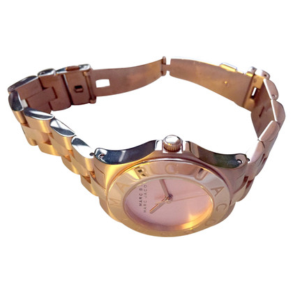 Marc by Marc Jacobs Clock in rose gold