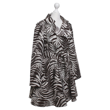Lanvin for H&M Jacket with zebra print