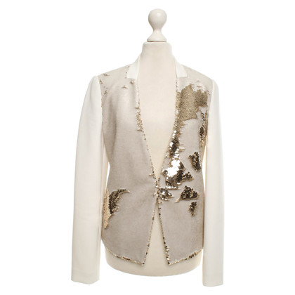 Ted Baker Giacca con paillettes reversibili