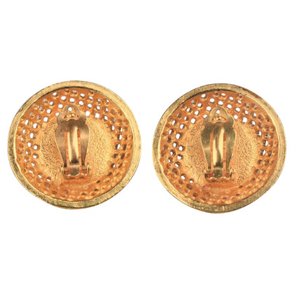 Chanel Orecchini color oro