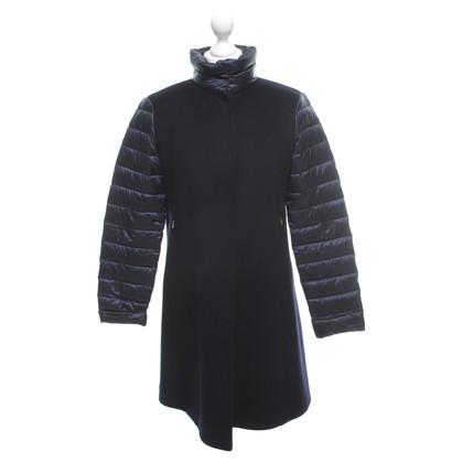 """Bogner Short coat """"Wilma"""" in navy blue"""