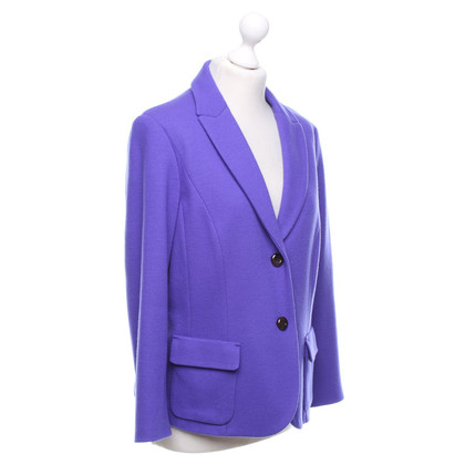 Marc Cain Blazers in Blue-Violet