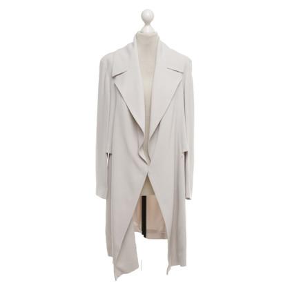 Hugo Boss Coat in light gray