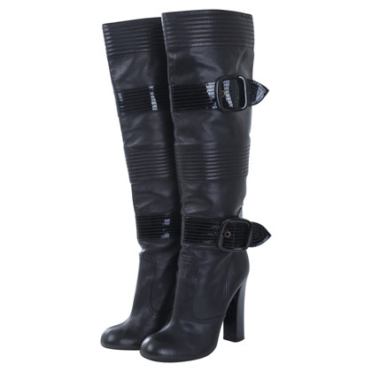 John Galliano Stiefel