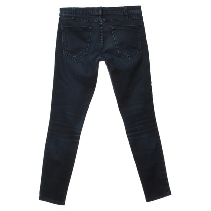 Current Elliott Dark blue jeans