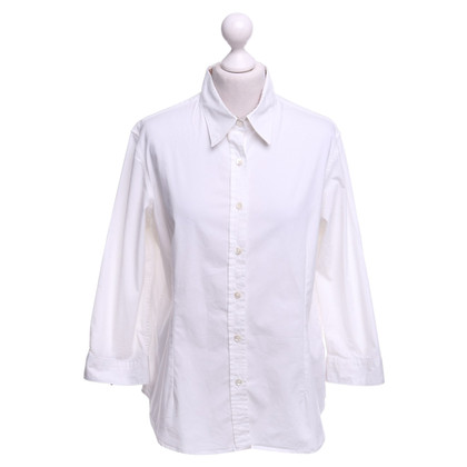 Burberry Bluse in Weiß