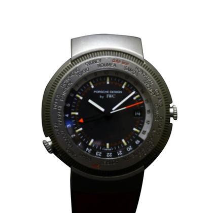 "Iwc Clock ""Porsche Design"""