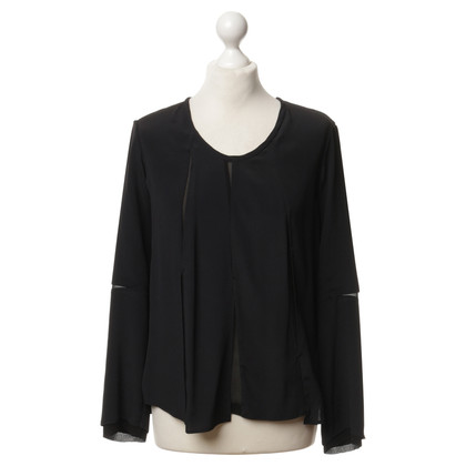 Wunderkind Blusa in nero