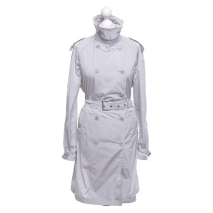 Moncler Coat in light gray
