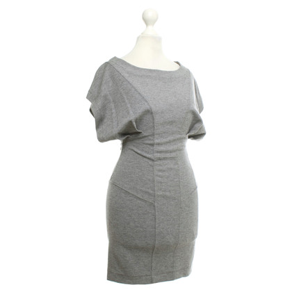 French Connection Sportive dress in mottled grey