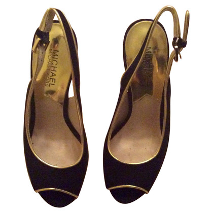 Michael Kors le vendite di diamanti pumps slingback