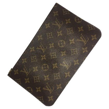 "Louis Vuitton ""Neverfull MM Pochette Monogram Canvas"""