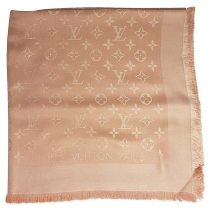 Louis Vuitton Monogram cloth in Nude