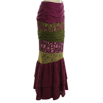 Rena Lange Multicolor Maxi-skirt