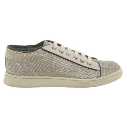 Brunello Cucinelli Sneakers with shimmer