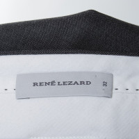 René Lezard trousers in grey