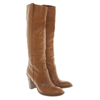 Gucci Boots in Bruin