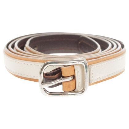 Coach Belt in bicolour