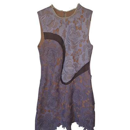 Self-Portrait kanten jurk