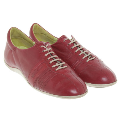 Strenesse Lace-up shoes in red