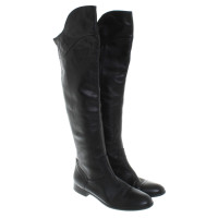 Navyboot Boots in black