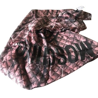 Moschino Schal aus Seide