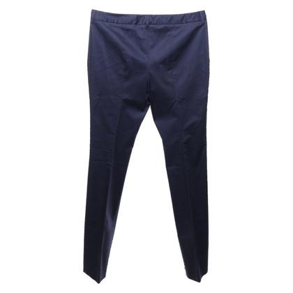 Jil Sander Pantaloni in blu-grigio