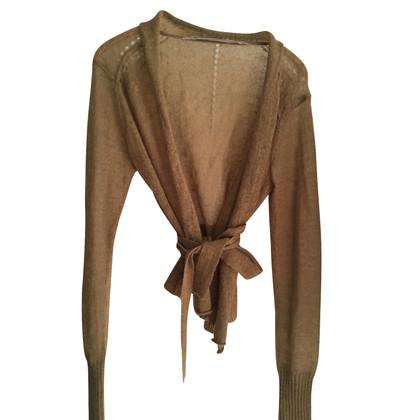 Humanoid Enveloppez veste en laine