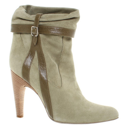 Sport Max Suede boots