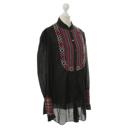Temperley London Bluse aus Baumwolle
