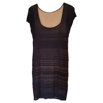 Catherine Malandrino Dress with different knit designs