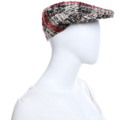 Burberry Flatcap van Tweed / Boucle