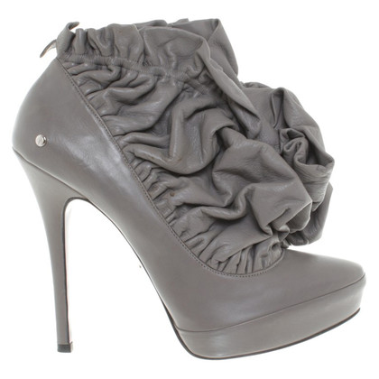 Cesare Paciotti Ankle boots in grey