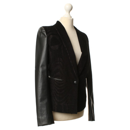Rich & Royal Blazer in black