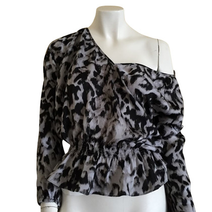 Michael Kors Top met animal print