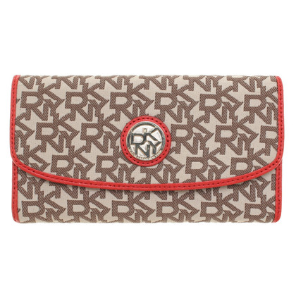 Donna Karan Wallet with pattern
